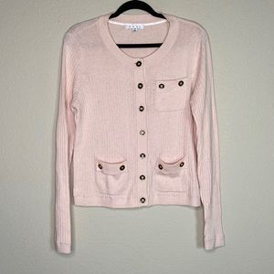 Cabi Cameo button front cardigan 494